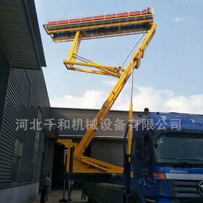 高空升降机@常德高空压瓦机@高空升降压瓦机厂家