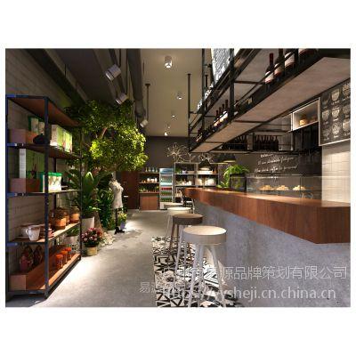 餐饮店铺设计|连锁餐饮店铺设计|中式餐饮店铺设计