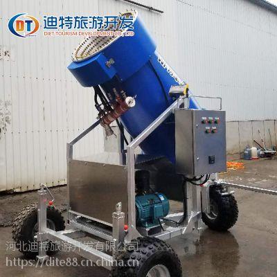 国产造雪设备报价迪特造雪机