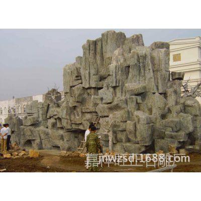 景区流水假山喷泉哪里卖 别墅摆放景观假山喷泉价格