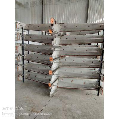 海宇畜牧厂家直销 304不锈钢刮粪机 全自动刮粪机