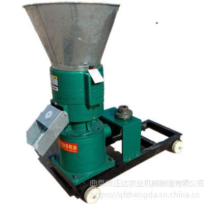 柴油饲料颗粒机 带离合器小型饲料颗粒机价格