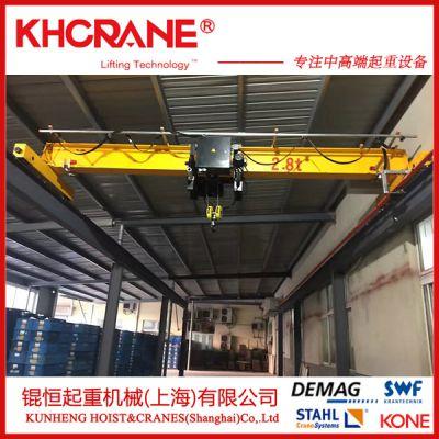 立柱式悬臂吊起重机 德马格电动葫芦 单梁桥式行车 移动龙门架 欧式半龙门