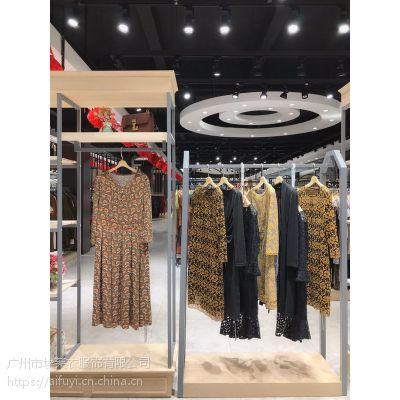 青燕19春季爆款时尚潮流女装三标齐全专柜货品走份批发
