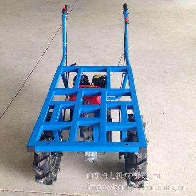 榆林供应园林搬运车 石板搬运平板小推车 奔力 SL-BL-1