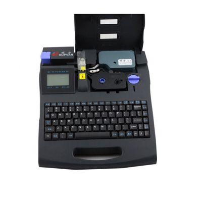 硕方SUPVAN号码管印字机TP66I电脑线号机