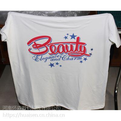 T恤印花机厂热转印T恤烫画机厂 河南怀森烫画机