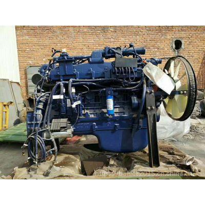 潍柴WP10NG336E40天然气发动机 卡车用336马力国四增压动力
