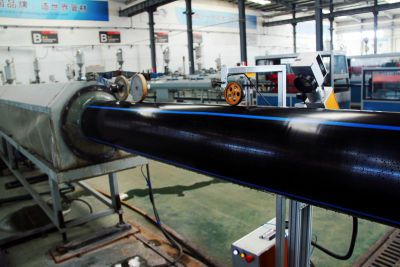 PE给水管的焊接和热熔对接步骤