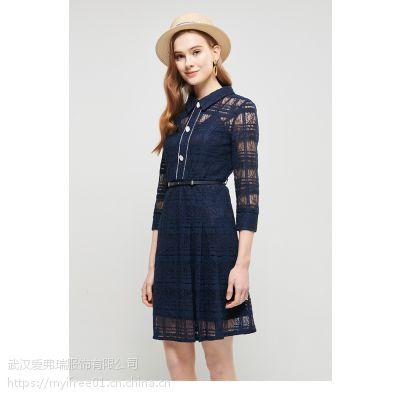 【0库存】服装店拿货在哪里拿七巧小格子连衣裙