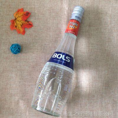 荷兰进口 BOLS 波士白橙味力娇酒700ml 波士力娇酒