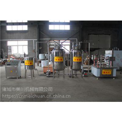 小型牦牛奶生产线 低温牦牛奶加工设备 牦牛奶生产线厂家