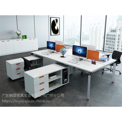 朗哥家具 办公桌 屏风卡位朗合系列-迪奥1 厂家定制