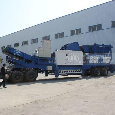 日产3000吨建筑垃圾处理破碎机多少钱一台
