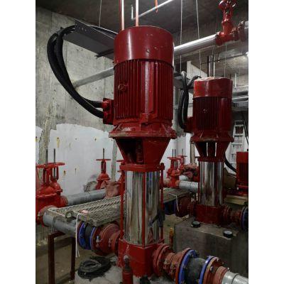 消防泵消防水泵XBD6.4/35-L喷淋泵厂家,消防增压水泵XBD6.2/35-L消火栓泵参数选型