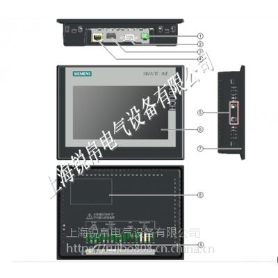 西门子触摸屏6AV6643-0DD01-1AX1(不显示)故障维修
