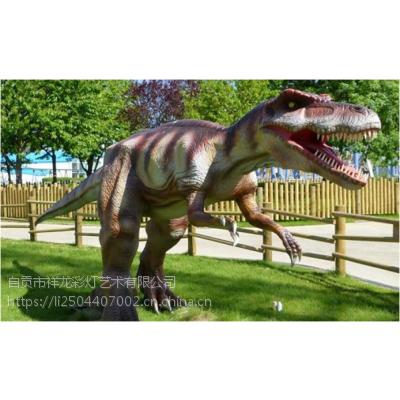 自贡祥龙经久耐用动作灵活协调的仿真恐龙批发出售