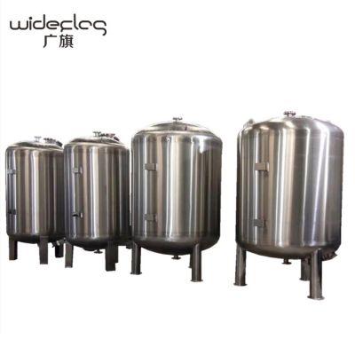 广旗直销农村居民生活用水处理净化过滤罐 多介质石英砂过滤器
