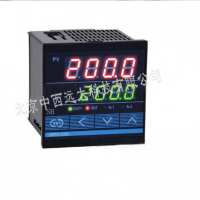 中西厂家温度控制器/温控仪 型号:XMTA-7412库号:M112364