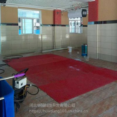 东胜2米44长的洗车行地隔板哪有卖 河北华强