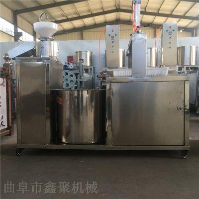 豆制品加工设备 小型豆腐机花生豆腐机
