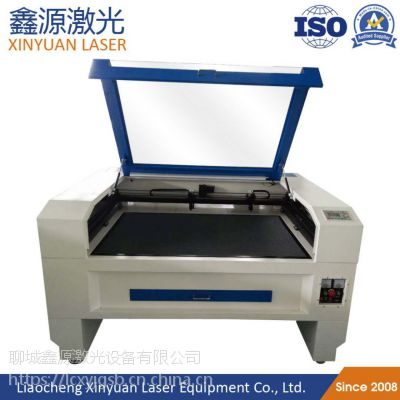 鑫源1390型广告亚克力有机板雕刻机橡胶印版激光雕刻机