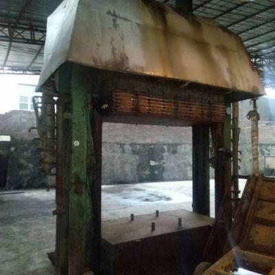 其它3*6尺自带不锈钢板、升降台的15层二手木工压机出售