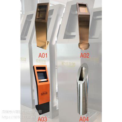 厂家批发出售门口机支架对讲机立柱