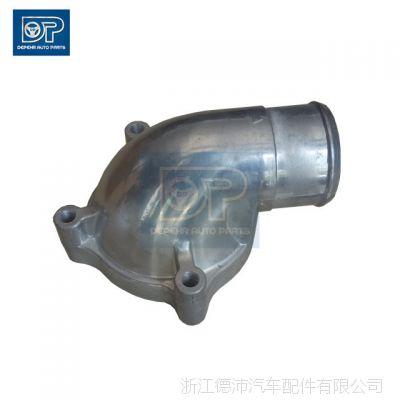 浙江德沛欧系商用车冷却系配件沃尔沃雷诺卡车铝制冷却水泵节温器壳体21861948/20405125