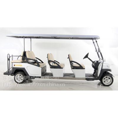 卓越国内供应M1S6+2观光车游览车八座电动车哪里买?