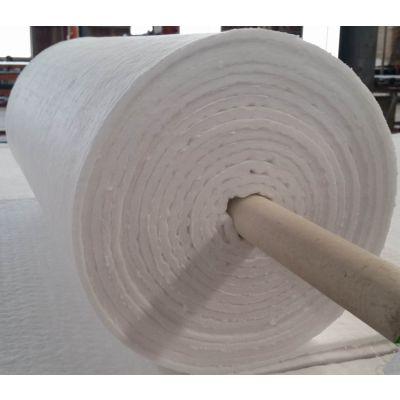 定做100kg外墙保温硅酸铝耐火毯价格优惠