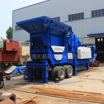 1天3000方环保流动碎石机,哪个厂家报价低