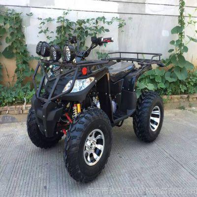 四轮摩托车厂家 125cc大公牛沙滩车 批发四轮沙滩车爆款直降