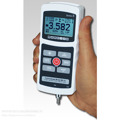 销售美国MARK-10M5-2 M5-5拉压力扭矩传感器测力计