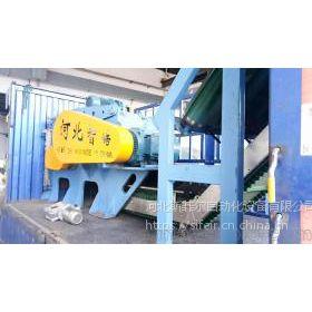 用途广泛产量高的塑铁粉碎分离机