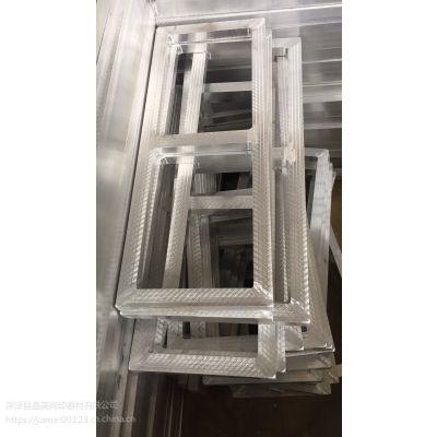贵州丝印铝合金网框 网纱 刮胶刮刀 上浆器生产厂家-嘉美