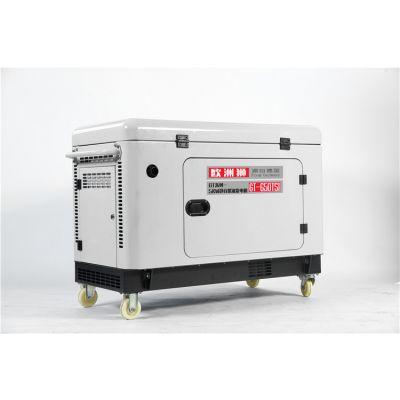 5千瓦静音柴油发电机图片