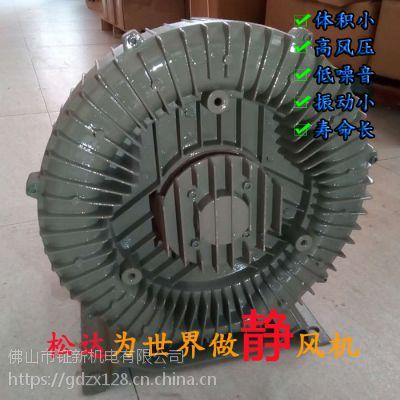 天然气铝合金熔炉专用高压鼓风机2.2KW
