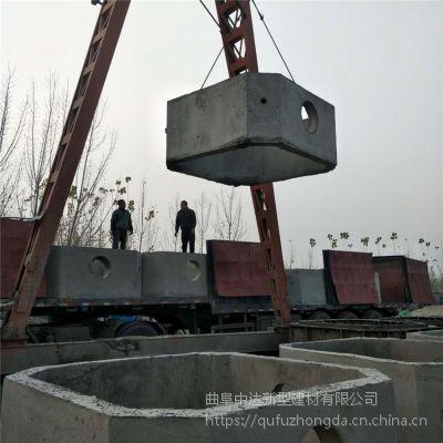 湖北厂家批发钢筋混凝土化粪池 水泥检查井
