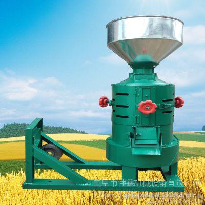 佳鑫JX330型水稻谷壳分离打米机 小麦高粱去皮机 小米去皮脱壳碾米机生厂厂家