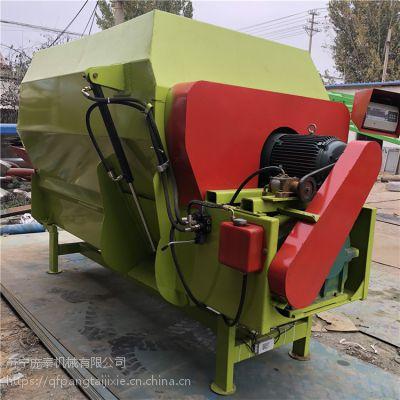 庞泰TMR搅拌机拖拉机牵引撒料动力大
