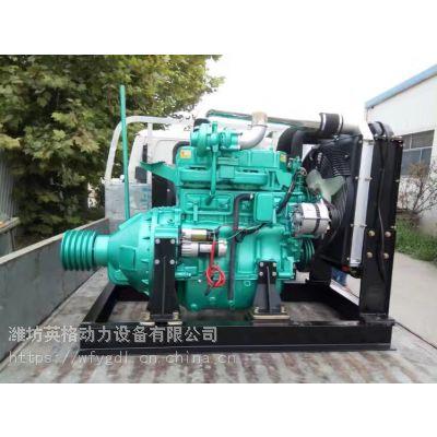 潍坊系列63马力柴油机 ZH4105ZP发动机 碎木机专用