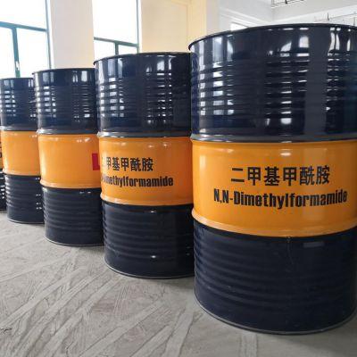 二甲基甲酰胺生产厂家、国标优质二甲基甲酰胺、含量99.99%二甲基甲酰胺
