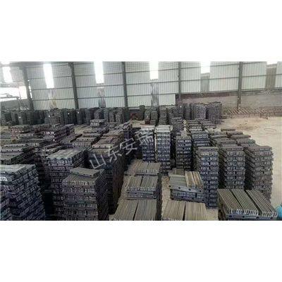 山东安瑞矿用轨道夹板现货,22公斤道夹板价格