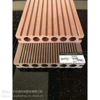 弘之木PE塑木地板 尺寸多样,品质保证!