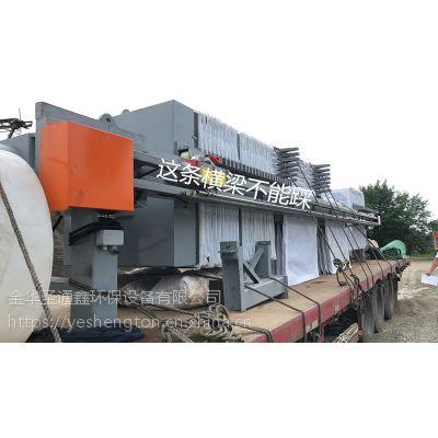 商混站泥水处理工程 城市基建泥浆压干机