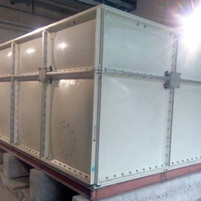 玻璃钢消防水箱定做-中祥空调-13吨玻璃钢消防水箱定做