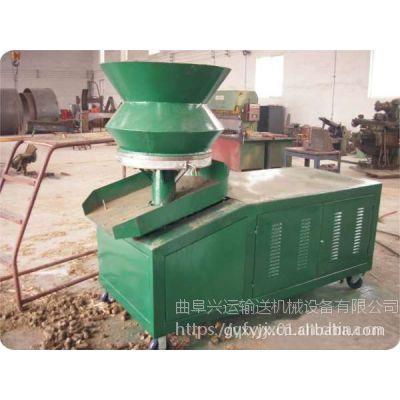 莆田玉米秸秆成型压块机的产品资料 芝麻杆耐燃烧