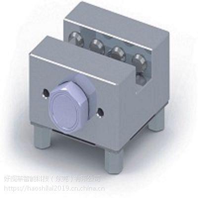 EROWA火花机电极夹头 EDM夹头 非标加工定制 U15槽型铝合金夹头 夹具
