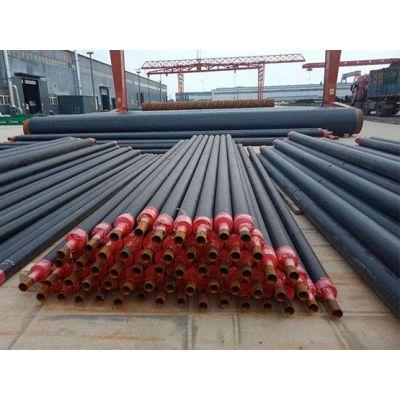 鼎固地埋式聚氨酯直缝预制蒸汽保温管含税价格